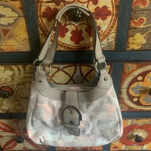 Coach Soho Optic Lynn Shoulder Bag Hobo, F19193